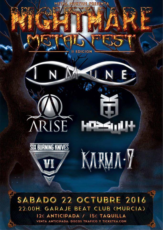 Nightmare Metal Fest 2016