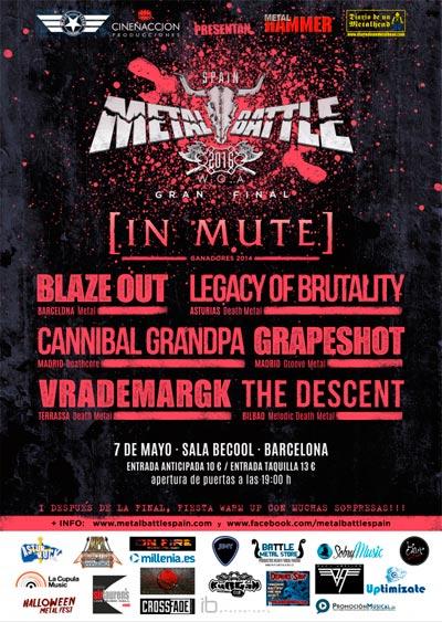 Metal Battle Spain
