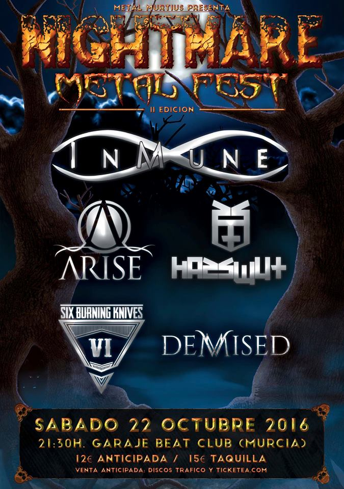 II Nightmare Metal Fest