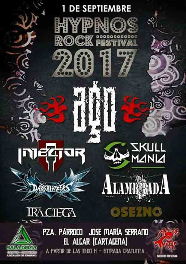 hypnos rock 2017