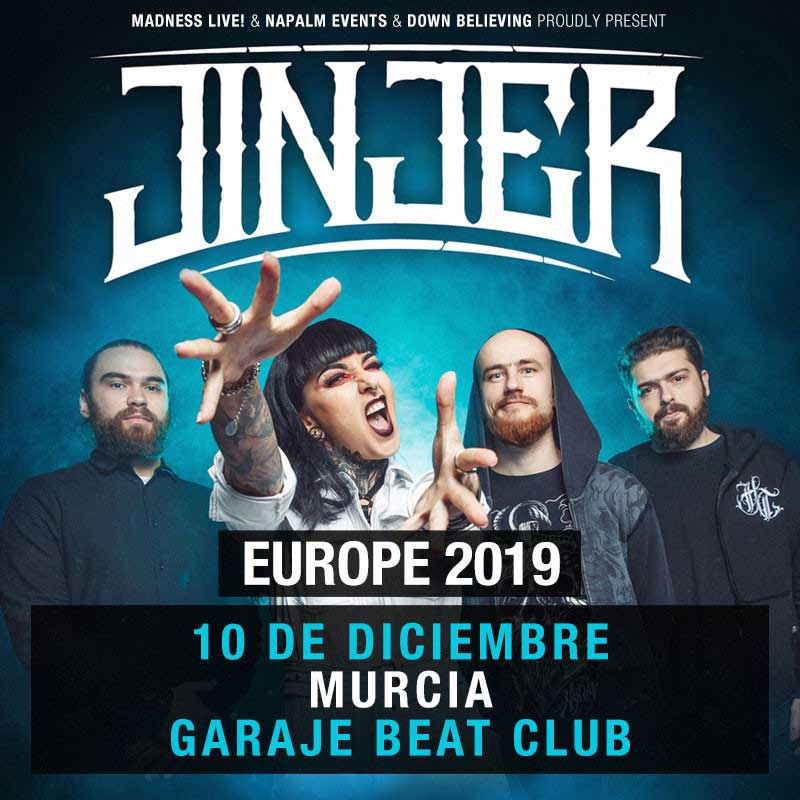 jinjer-the-agonist-murcia