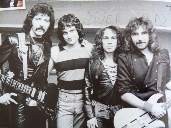 Black Sabbath Dio