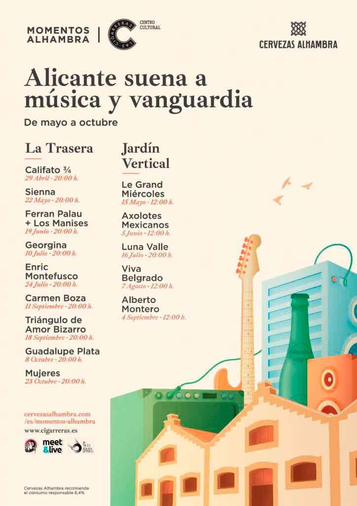 Momentos Alhambra Alicante