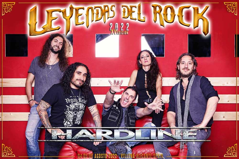 Hardline leyendas