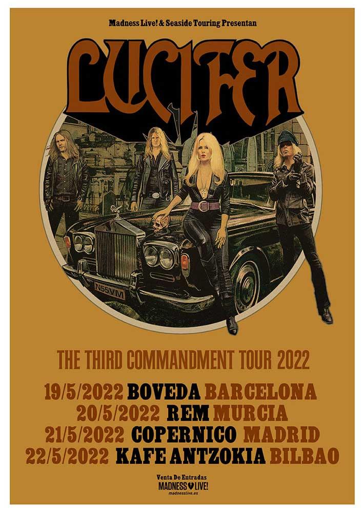 Gira Lucifer 2022