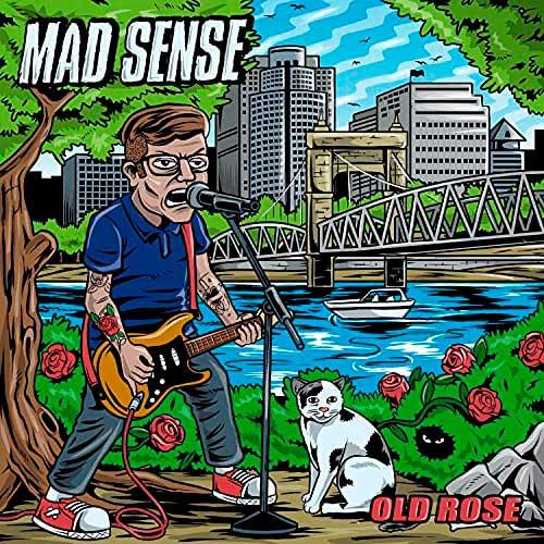 Old Rose Mad Sense